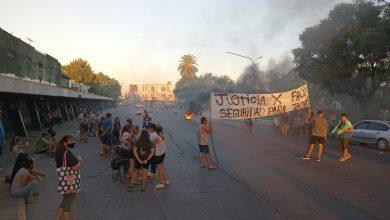 Cortan Rivadavia en reclamo por más seguridad 18