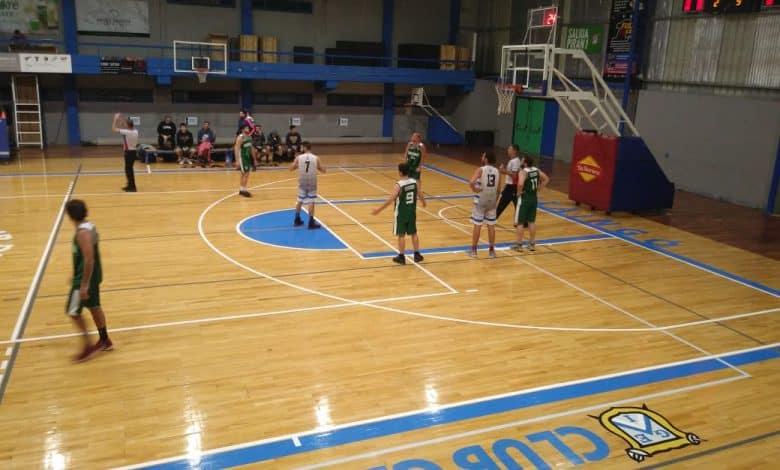 Basket: Triunfazo del GEI a todo corazón 1