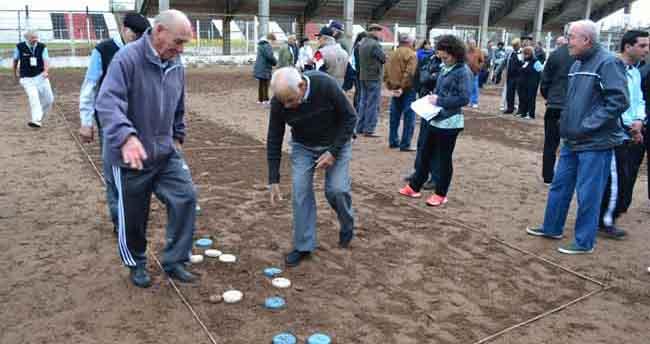 Empezaron los Juegos Bonaerenses de adultos mayores 3