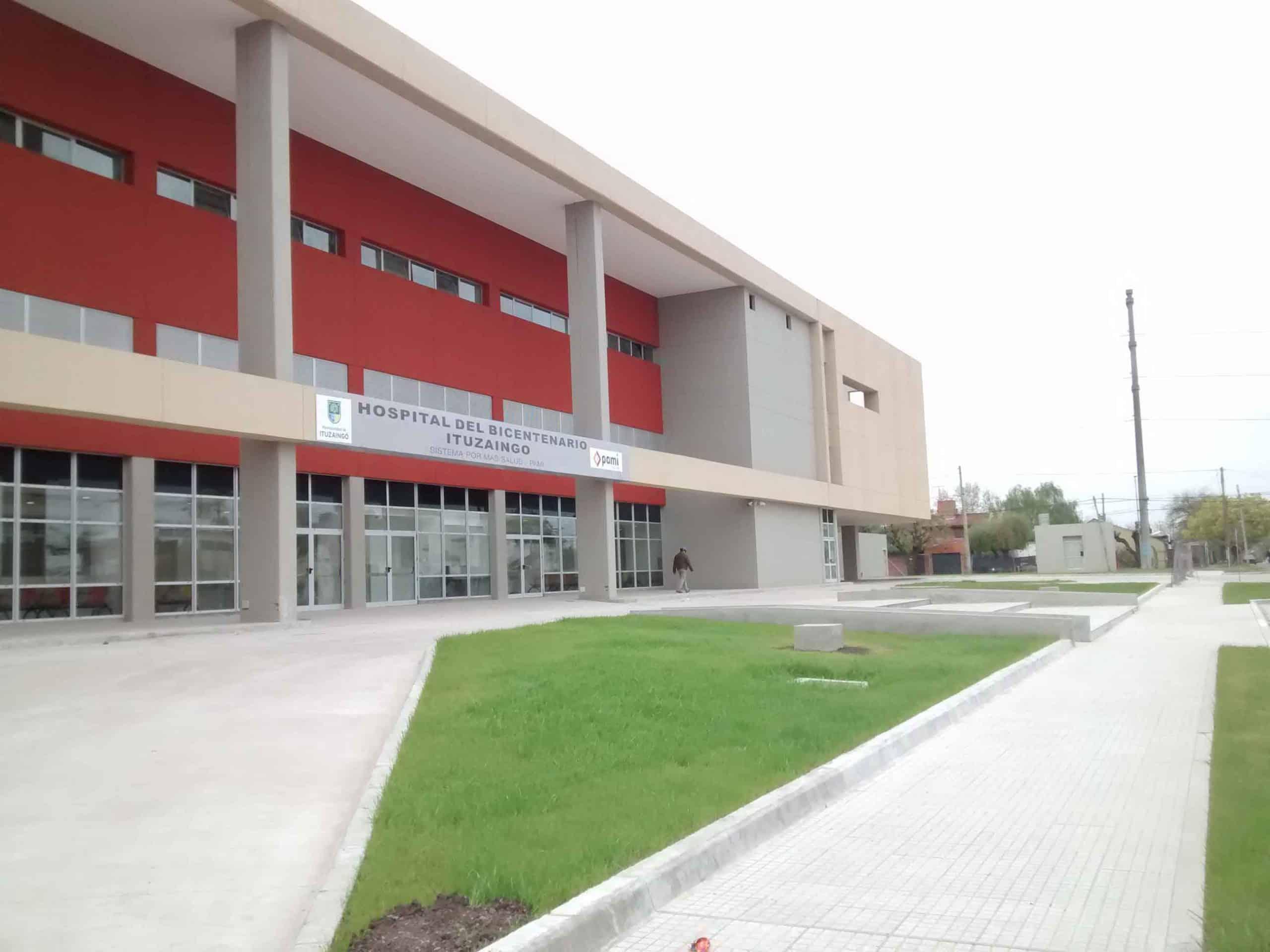 El municipio podría reclamar la devolución del predio donde se construye el Hospital del Bicentenario. 3