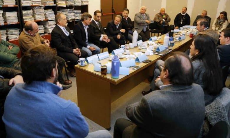 Jueces, obispos e intendentes se reunieron en Morón por el nacotráfico 1