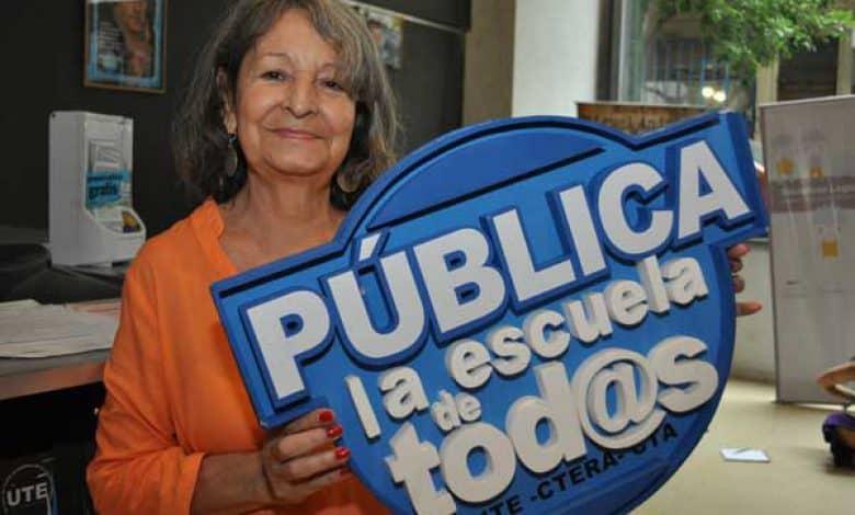 Murió la histórica dirigente sindical Mary Sánchez 1