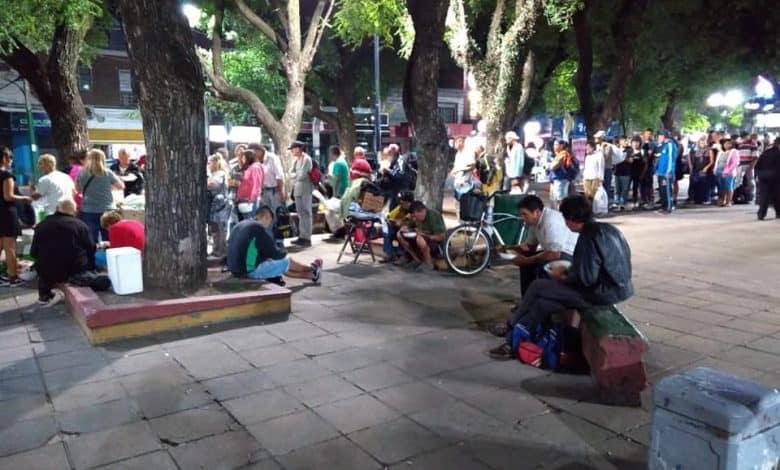 Ituzaingó: nace un nuevo grupo solidario que acompaña a personas en situación de calle 2