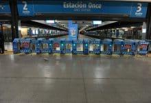 Este sábado solo habrá trenes Once - Castelar, el domingo sin trenes en toda la traza 20