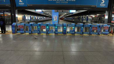 Este sábado solo habrá trenes Once - Castelar, el domingo sin trenes en toda la traza 34
