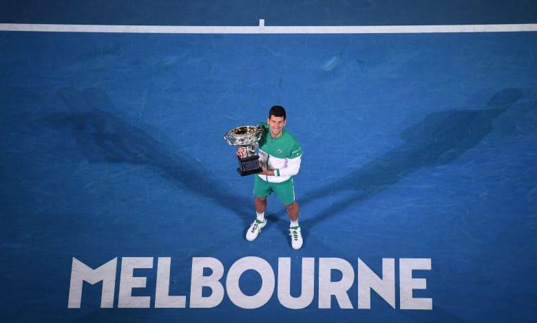 Djokovic se consagró campeón en Australia por novena vez 1