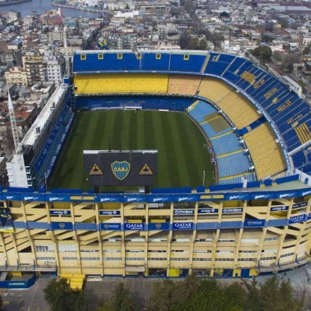 La Conmebol definió los estadios candidatos para las finales internacionales 2