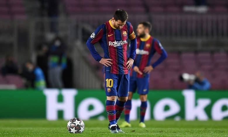 El Barsa cayó en el Camp Nou y hay incertidumbre sobre el futuro de Messi 1