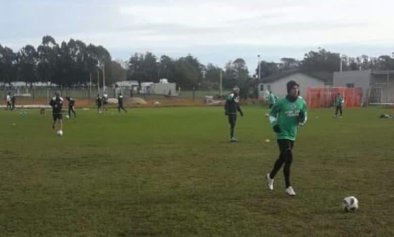 Ituzaingó disputó dos amistosos con Berazategui 1