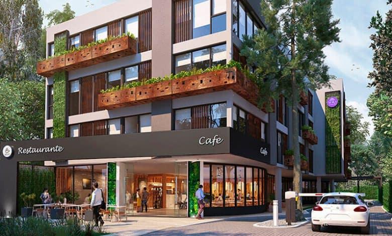 """Construirán otro hotel en Parque Leloir """" El Mérit Parque Leloir"""" 3"""