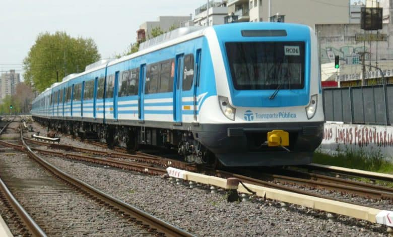 Mañana domingo hasta el mediodía, el Sarmiento llegará solo a Liniers por obras en las vías 1