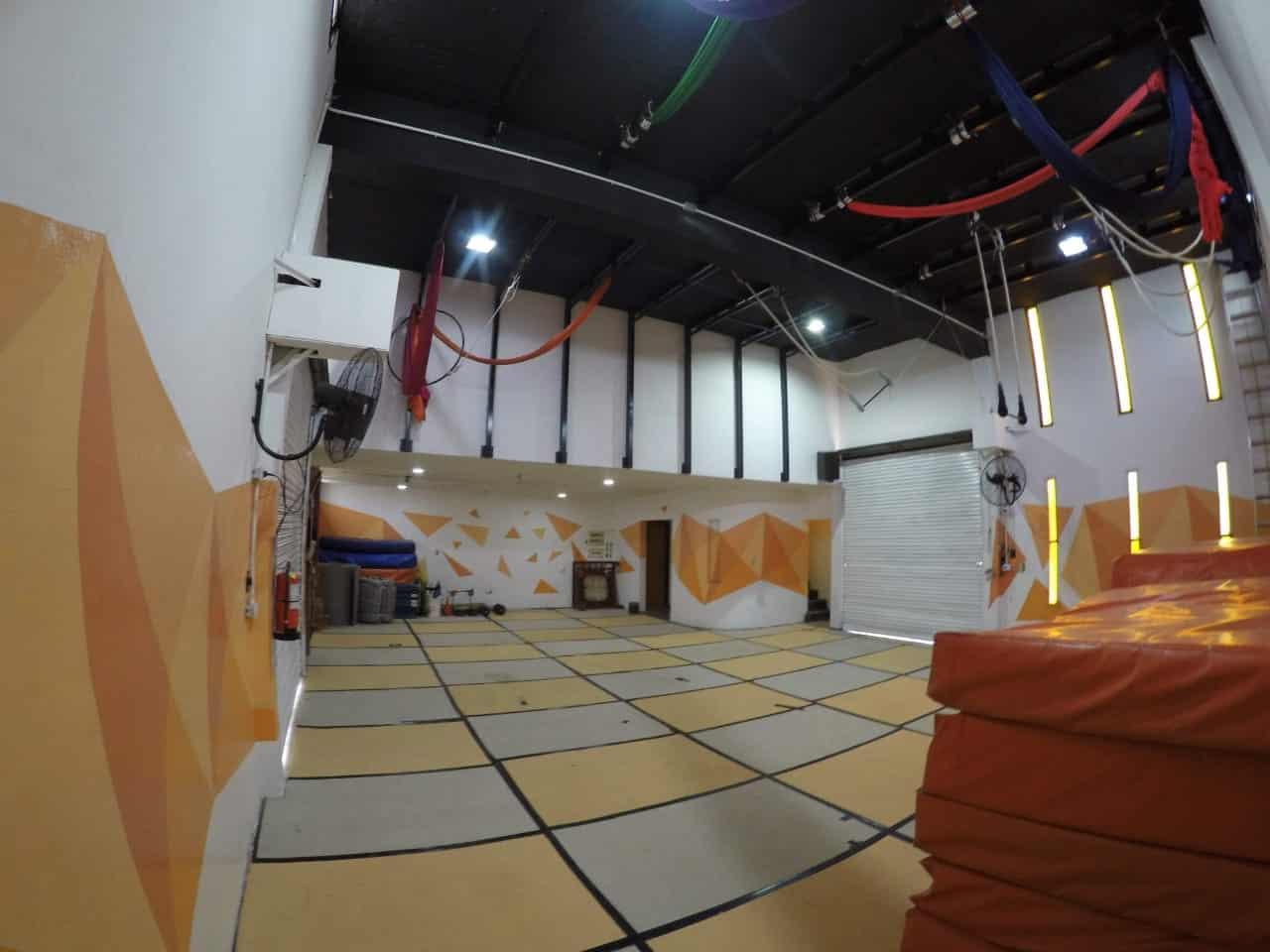 La Escuela de circo 'De pies a cabeza' se muda al centro de Ituzaingó 4