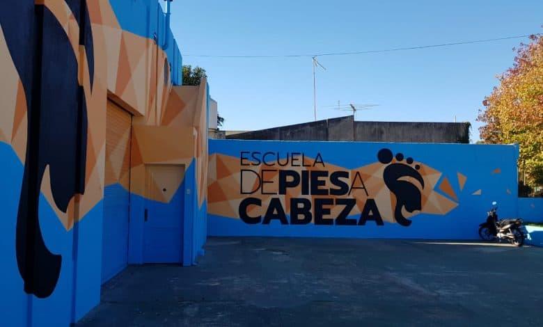 La Escuela de circo 'De pies a cabeza' se muda al centro de Ituzaingó 3