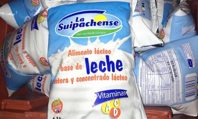 Empresas maximizan ganancias: En los barrios venden leche rebajada con agua y queso que es pan rallado saborizado 2