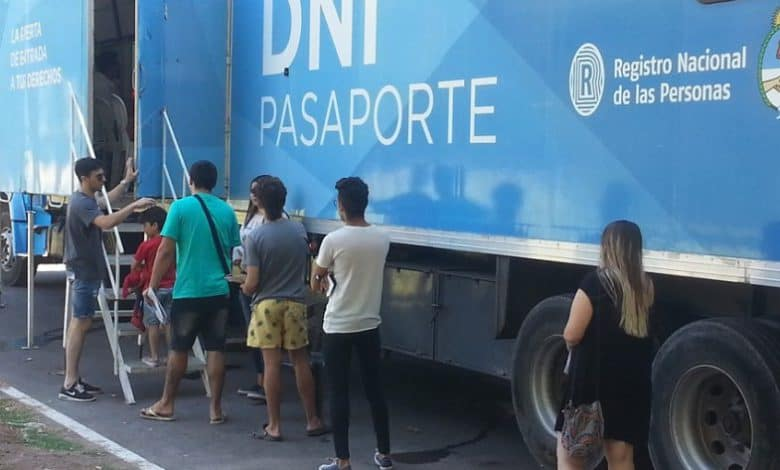 Desde hoy y hasta el lunes 20 se podrán tramitar DNI y pasaportes en Villa Ariza 2