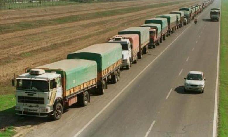 Por primera vez en su historia, Argentina importa trigo de Uruguay 1