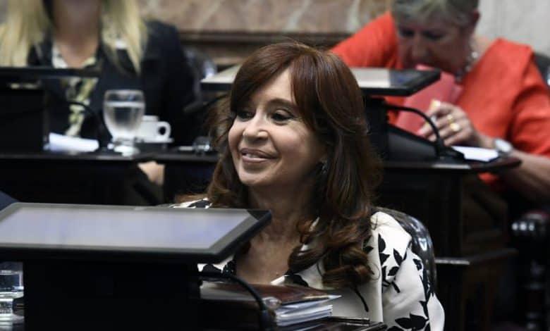 """Cristina Kirchner presenta su libro """"Sinceramente"""" 2"""