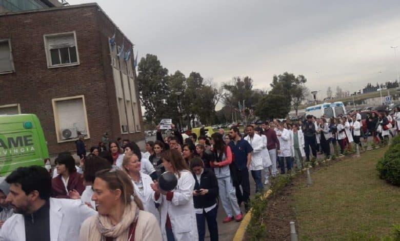 Hospital Posadas: despidieron a médicos psiquiatras y los pacientes quedaron sin atención médica 2