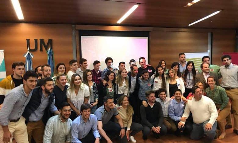 Di Castelnuovo y Tagliaferro inauguraron un espacio de formación política en la UM 1