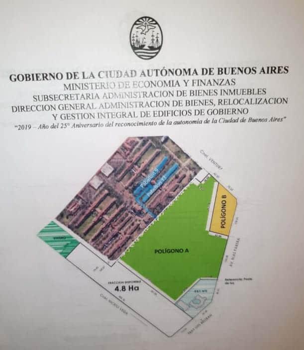 El CAI tendrá su propio colegio con jardín, primaria y secundaria en Ituzaingó Sur 3
