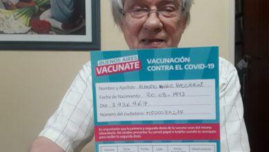 Zona Oeste: Crece la curva de personas vacunadas contra el Covid 35