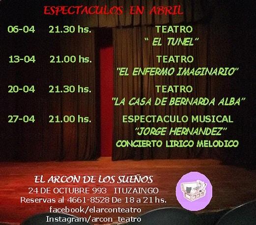 El Arcón de los Sueños, el teatro de Ituzaingó que apuesta por la cultura independiente 5