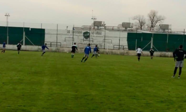 El verde cayó en un amistoso frente a Sportivo Italiano 1