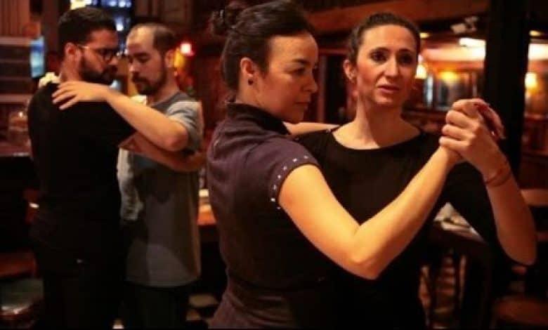 Clase abierta de Tango Queer en Morón 1