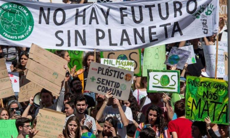 Huelga climática global: Argentina se suma a 160 países contra la crisis climática 1