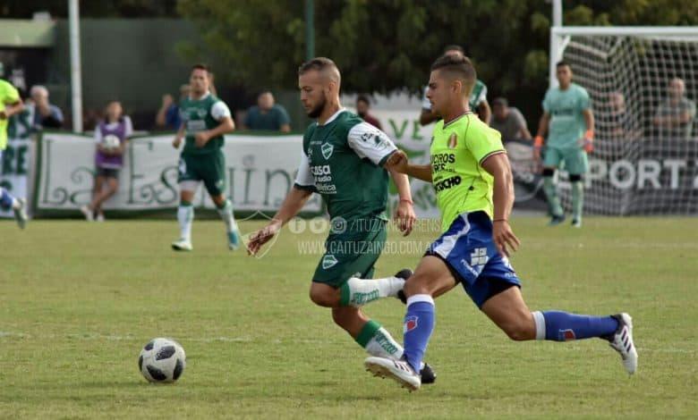 Ituzaingó perdió con Sportivo Italiano y se aleja del reducido 1