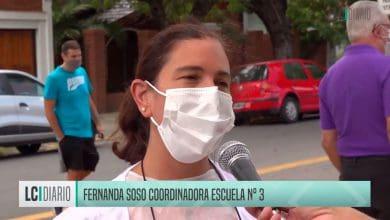 En exclusiva: así es por dentro un Centro de Vacunación en Ituzaingó 17