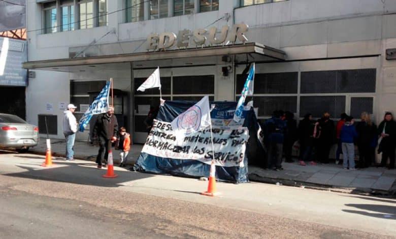 Edesur despide 200 trabajadores en plena crisis por los cortes de energía 1