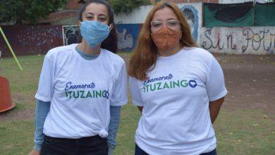 Enamorate Ituzaingó: una red solidaria que recorrerá todo el municipio 1