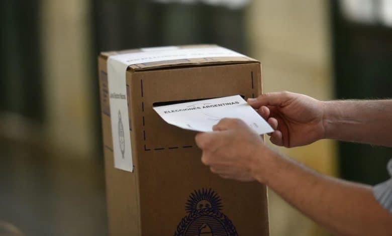 Elecciones del domingo: la Mesa y la Escuela donde vota cada ciudadan@ 1