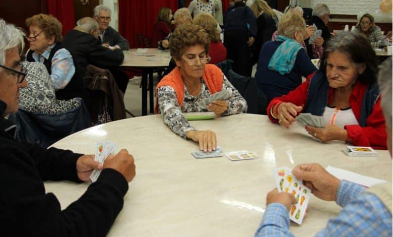 Empezaron los Juegos Bonaerenses de adultos mayores 2