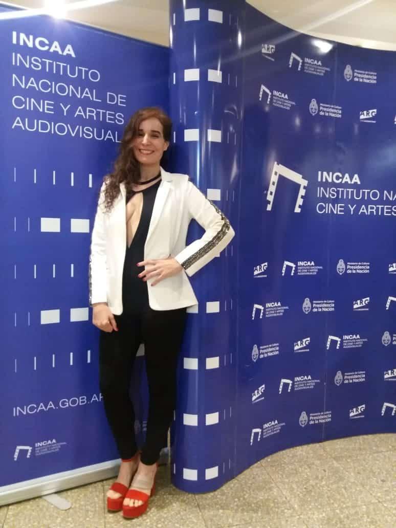 La cineasta Lorena Cancela presentará una trilogía en el ETI 3