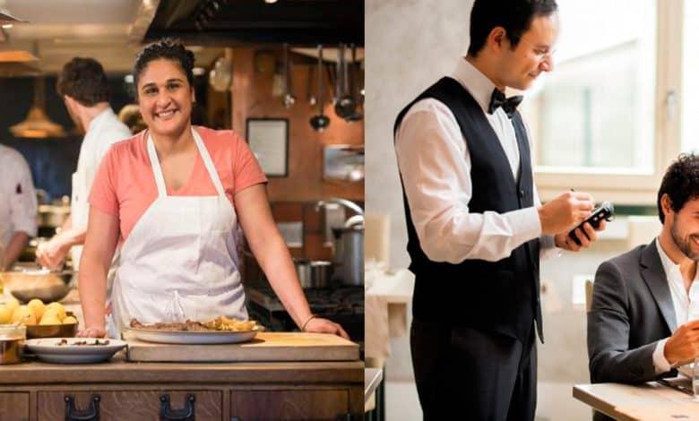 Nueva búsqueda laboral para Cocinero/a y Camarera/o 1