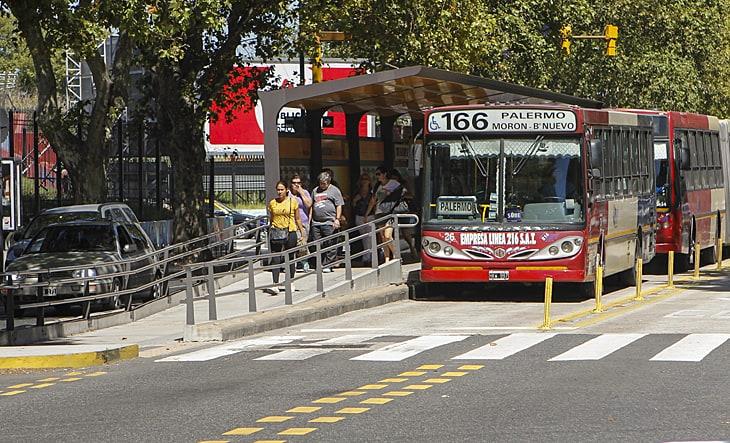 El Metrobús llegó a Morón y ya hay polémica 3