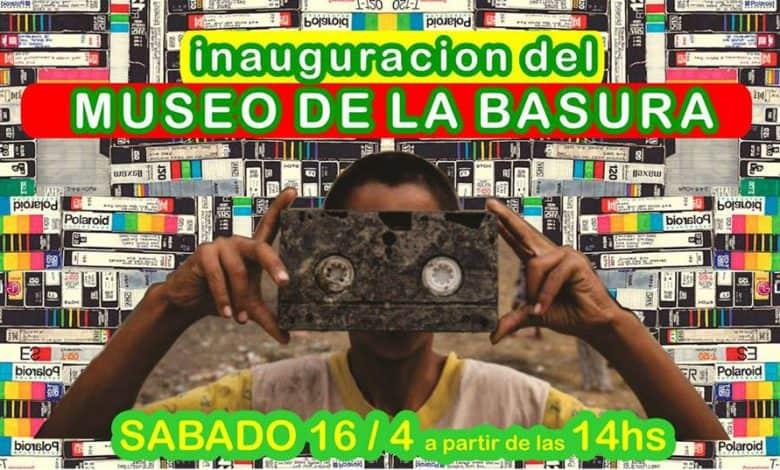 """Se inaugura en Morón el """"Museo de la Basura"""" 1"""