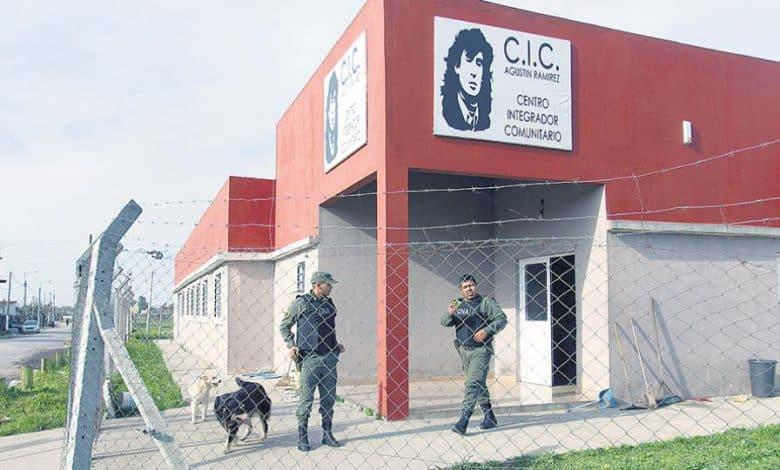 De Centro Comunitario a Cuartel General de Gendarmería 1