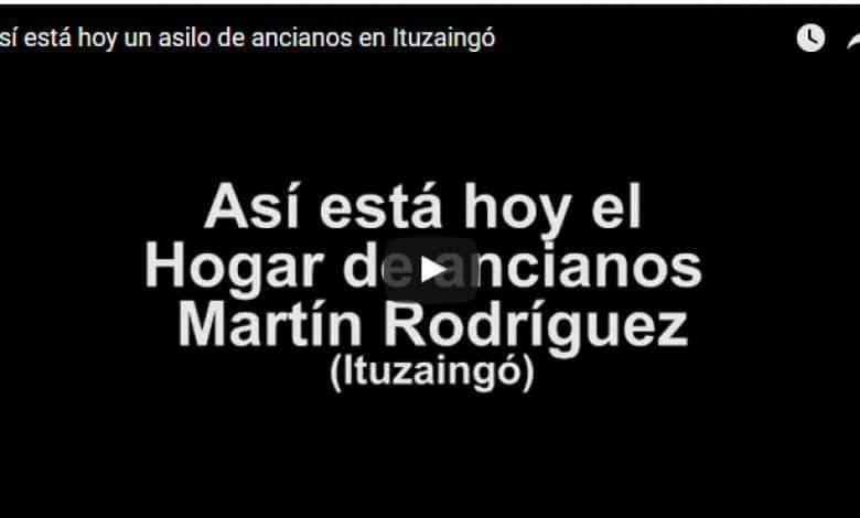 Hogar Martín Rodriguez: Abandono, suciedad, vergüenza y corrupción 1