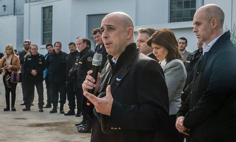 Renunció Martín Ocampo, ministro de Seguridad de la Ciudad 1