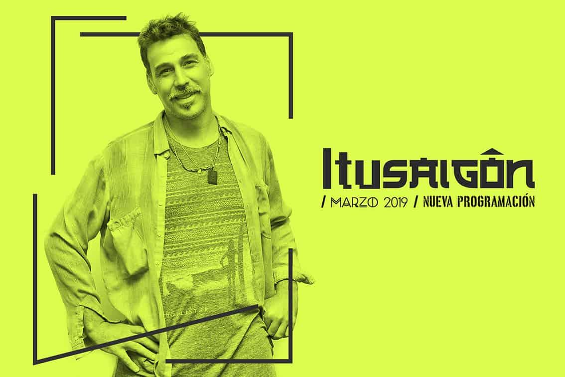 """Llega Itusaigón a Radio La Ciudad: """"La alegría como una forma de resistencia"""" 3"""