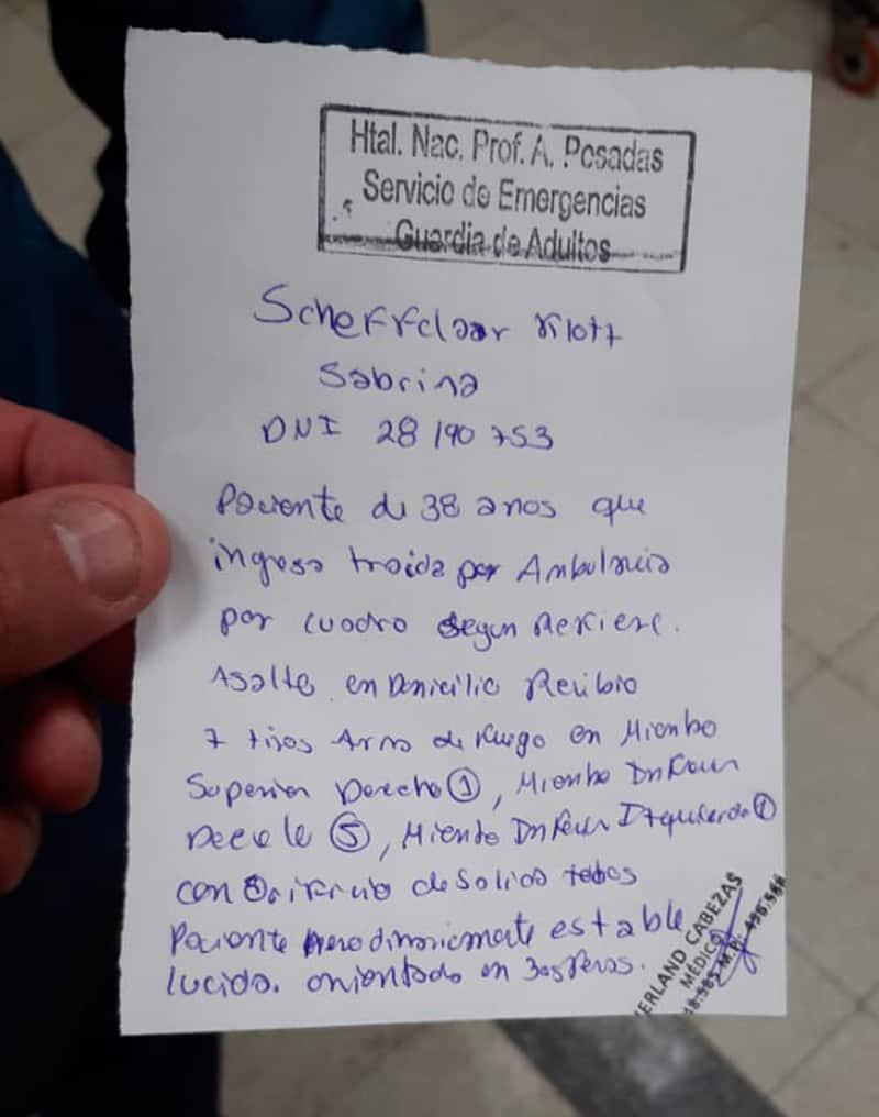 Ituzaingó: entradera y muerte en el barrio Pedro Zanni 3