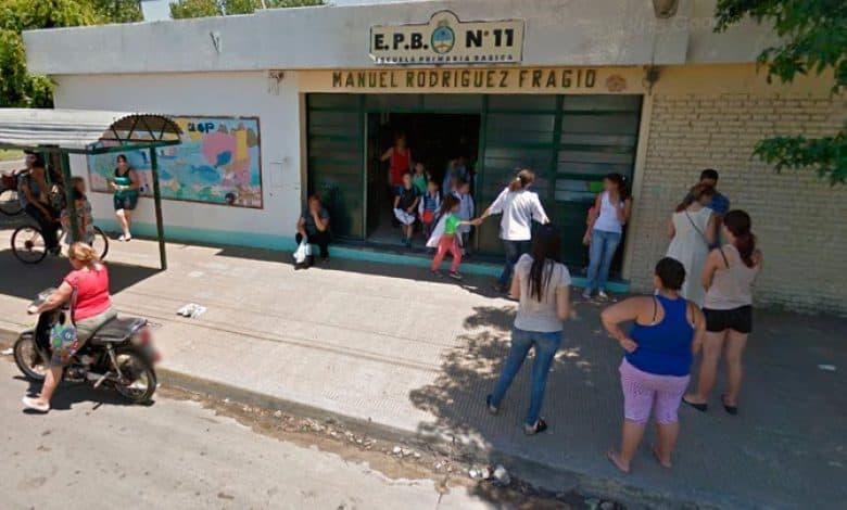 Se cayó mampostería del techo de la Escuela Primaria N° 11 de Ituzaingó y se suspendieron las clases 3