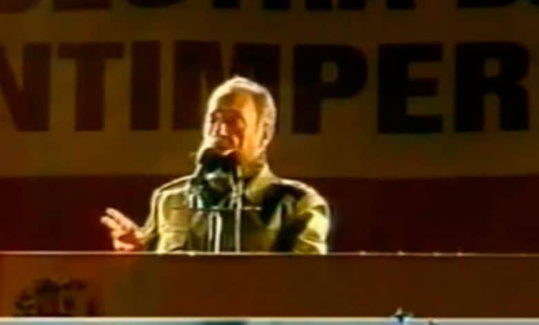 El último discurso de Fidel en Argentina. Julio del 2006 1