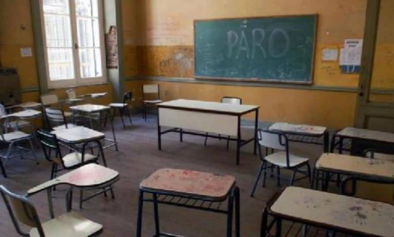 Deciden un paro docente para los días 6, 7 y 8 de marzo. La clases no arrancan 2