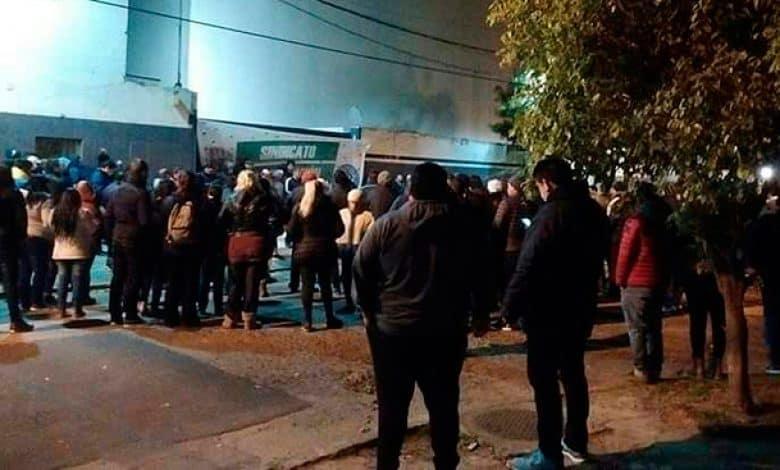Pepsico despide a 500 trabajadores con un cartelito en la puerta de la fábrica 2