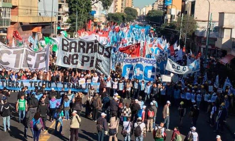 Una crisis que golpea al Pueblo: hoy habrá movilizaciones, acampes y cortes de ruta en todo el País 1