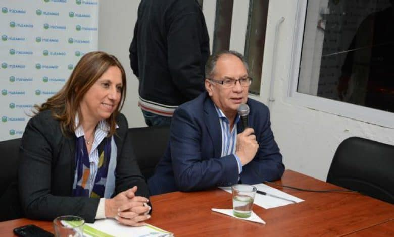 """Sandra Rey muy dura con Descalzo: """" Tenemos que ver que tipo de democracia queremos para Ituzaingó? 1"""